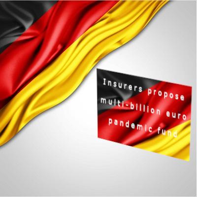German insurers propose multi billion euro pandemic fund