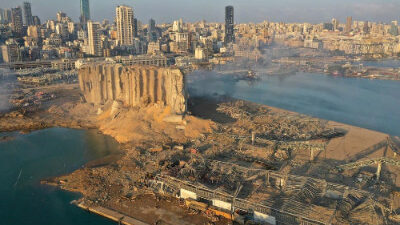 Beirut - Insured Losses $3 Billion