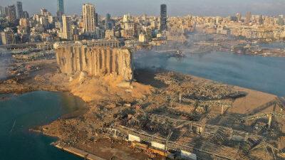 Beirut - Insured Losses $3 Billion