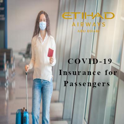 Etihad Airways – COVID-19 insurance to passengers